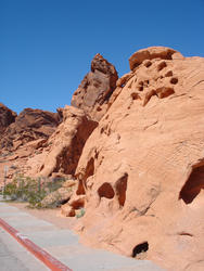 5734   red rock formations