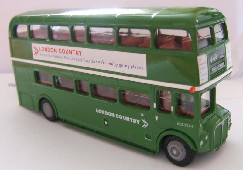 <p>Routemaster Coach Londont Country 1:43 Scale Diecast Model 2</p>