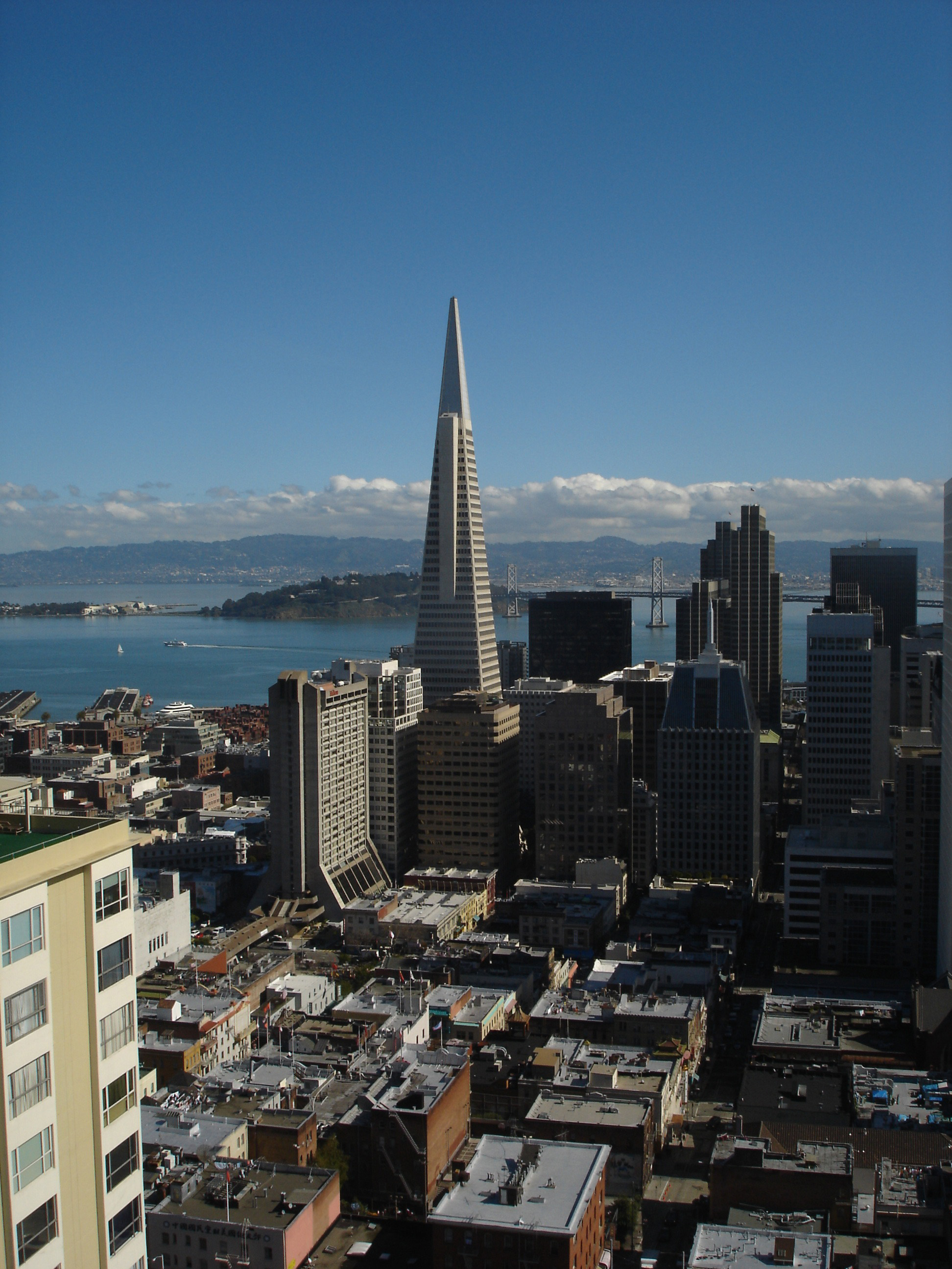 free stock photo 5778 downtown san francisco freeimageslive
