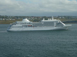 6768   Silversea cruise liner
