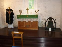 6791   Small simple altar