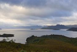 5854   lake pedder panoramic