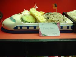5737   sushi train