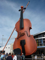 6747   Fiddle on the waterfront Sydney, Nova Scotia