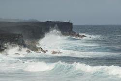 5500   Kalapana oceanscape