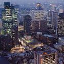 6128   Tokyo Cityscape at Night