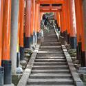 6139   torii gates and steps