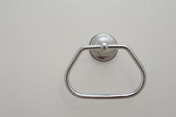 6916   Simple stainless steel towel hanger
