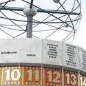 7098   Weltzeituhr or World Clock on Alexanderplatz