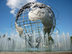 6509   Unisphere, New York Woelds Fair