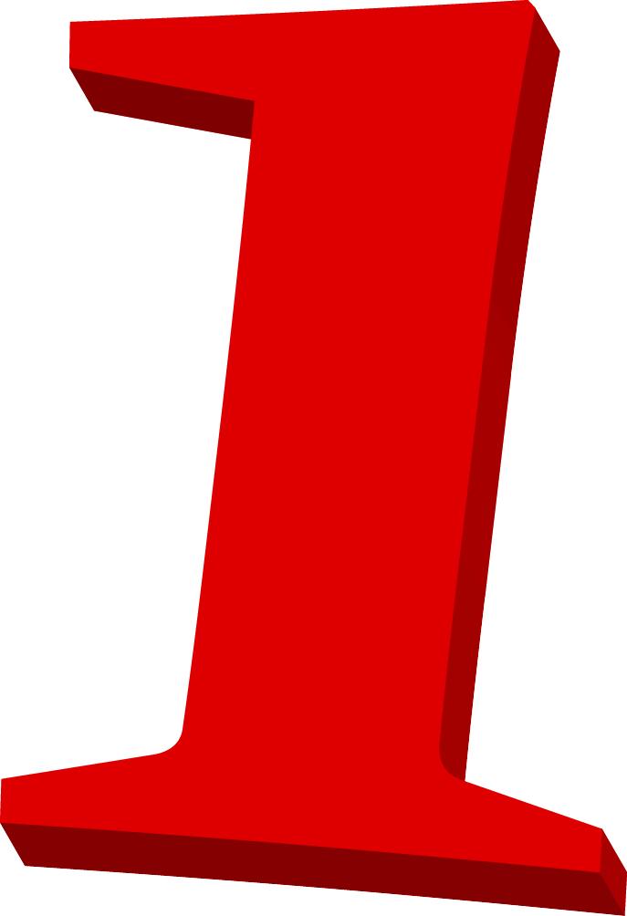 1 red com:
