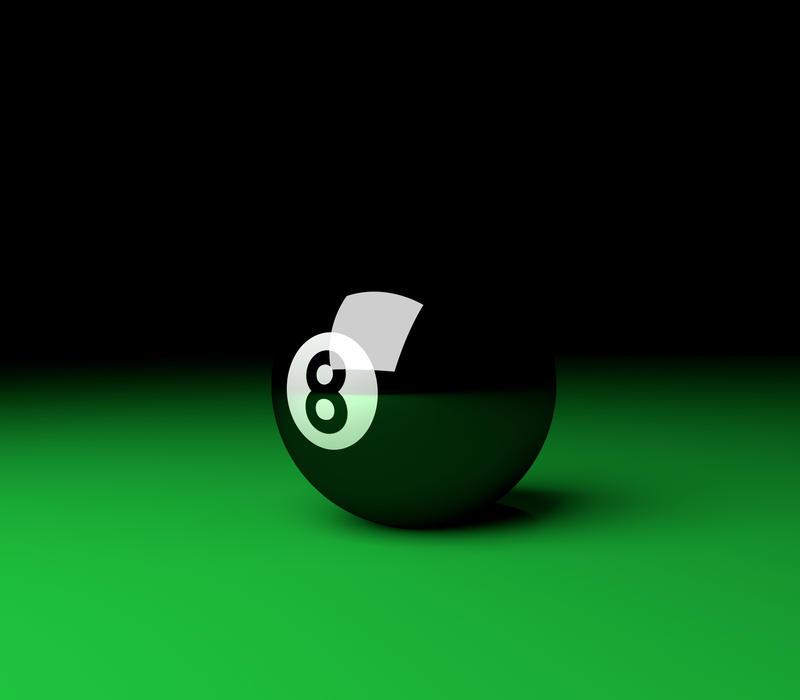 11084   3d eight ball