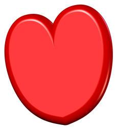 9386   3d heart