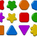 9392   3d shape icon set