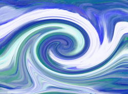 9440   abstract waves