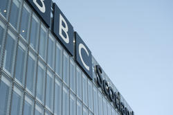 9980   BBC Scotland office building and studios