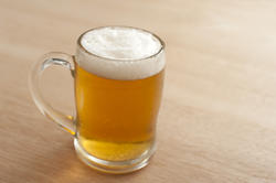 11647   Mug of cold frothy beer