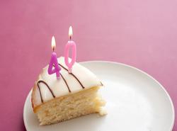 11428   40th Birthday Cake