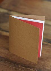 11437   Blank Card
