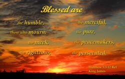 11197   Blessed Are