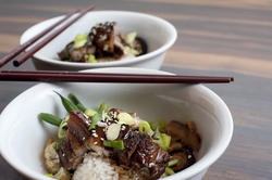 8415   Chinese fatty pork and vegetables