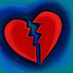 9396   broken heart
