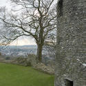 7757   Ruins of Kendal Castle