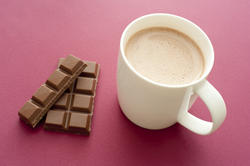 11650   Delicious mug of hot chocolate drink