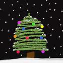 9307   christmas tree