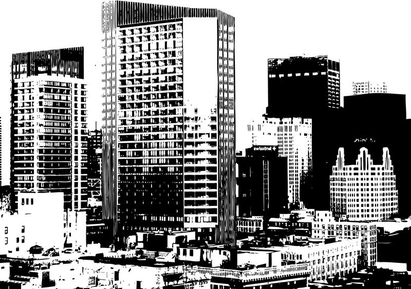Free Stock Photo 8387 city skyline background | freeimageslive