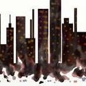9535   city skyline