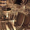 8136   Inside of a dishwasher