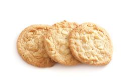 10404   Crunchy nut cookies
