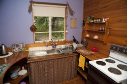 8134   Rustic cottage kitchen