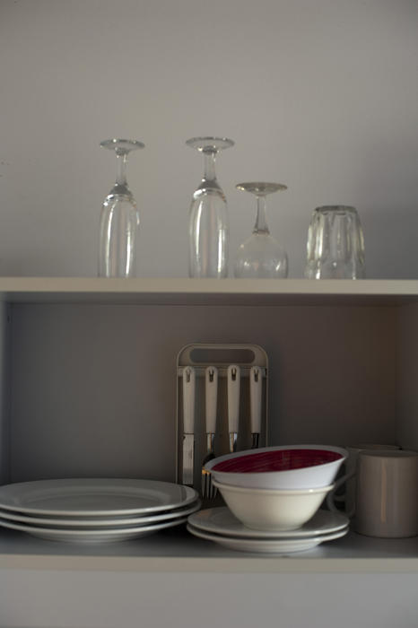 Kitchen Dishes Storage Ideas
