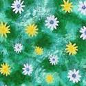9089   digital flower painting
