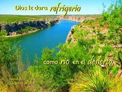 11238   Dios le Dara Refrigerio