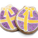 7896   Decorative Easter biscuits