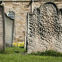 8017   Gravestones at St Marys Church
