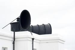 7911   Large foghorns