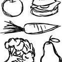 10876   food scribbles