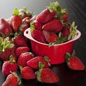 10412   Ripe red strawberries