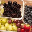 10508   Punnets of fresh fruit