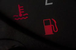 11135   Fuel low warning lights