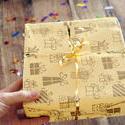 11457   Man giving a birthday gift