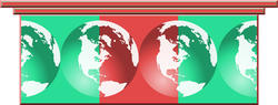 9274   globe logo design