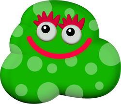 9297   green germ