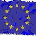 9063   grunge eu flag