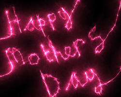 9332   happy mothers day pink