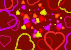9334   heart mania